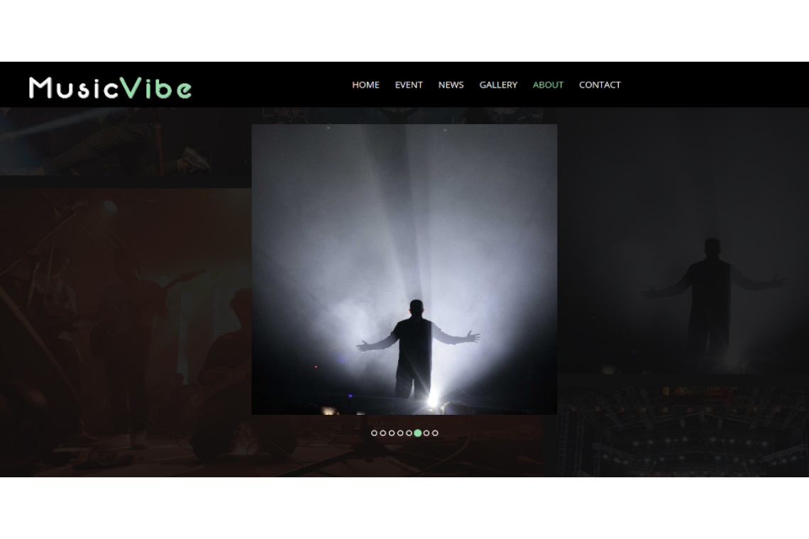 Media Website : Musicvibe.co