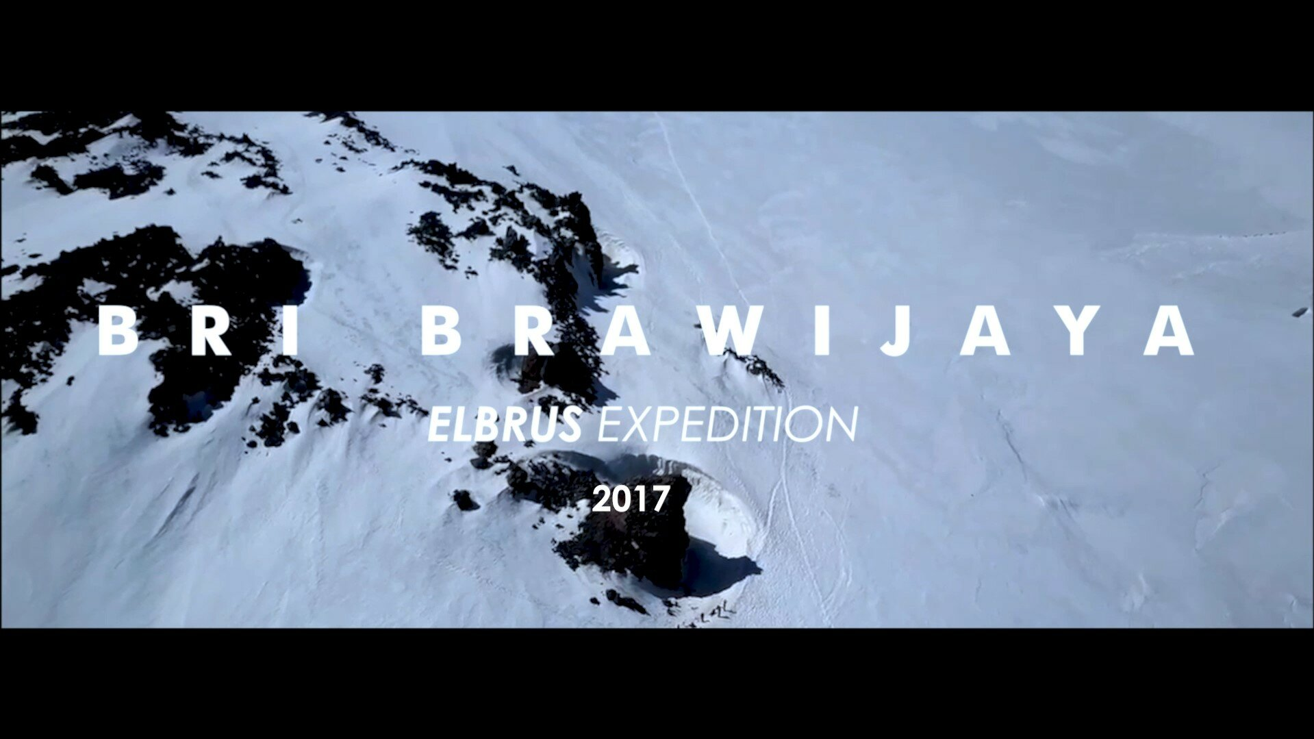 DOCUMENTARY BRI-BRAWIJAYA ELBRUS EXPEDITION 2017